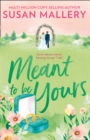 Meant To Be Yours - Book