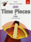 More Time Pieces for Cello, Volume 1 : Music through the Ages - Book