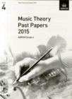 Music Theory Past Papers 2015, ABRSM Grade 4 - Book