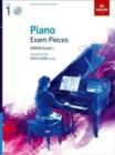Piano Exam Pieces 2017 & 2018, ABRSM Grade 1, with CD : Selected from the 2017 & 2018 syllabus - Book