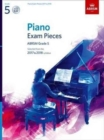 Piano Exam Pieces 2017 & 2018, ABRSM Grade 5, with CD : Selected from the 2017 & 2018 syllabus - Book