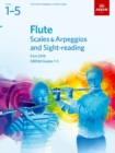 Flute Scales & Arpeggios and Sight-Reading, ABRSM Grades 1-5 : from 2018 - Book