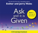 Ask And It Is Given (Part I) : The Laws Of Attraction - Book