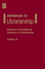 Influence of funding on advances in librarianship - eBook