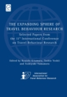 Expanding Sphere of Travel Behaviour Research : Selected Papers from the 11th International Conference on Travel Behaviour Research - eBook
