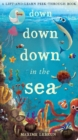 Down Down Down in the Sea : A lift-and-learn peek-through book - Book