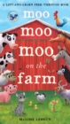 Moo Moo Moo on the Farm - Book