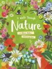 A Walk Through Nature : A Clover Robin Peek-Through Book - Book