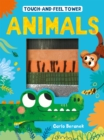 Touch-and-feel Tower Animals - Book