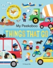 My Peekaboo Things That Go - Book