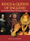 Kings & Queens of England : A royal history from Egbert to Elizabeth II - eBook
