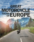 Great Motorcycle Tours of Europe - Book