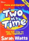 Two at a Time (Flute and Clarinet) - Book