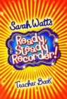 READY STEADY RECORDER TEACHER BOOK - Book