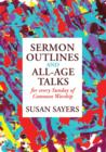 Sermon Outlines and All-Age Group Talks - Book