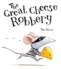 The Great Cheese Robbery - Book