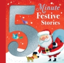 5 Minute Festive Stories - Book