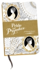 Pride and Prejudice: A Colouring Journal - Book
