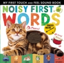 Noisy First Words : My First Touch and Feel Sound Book - Book