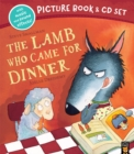 The Lamb Who Came for Dinner Book & CD - Book