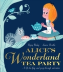 Alice's Wonderland Tea Party - Book