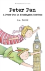 Peter Pan & Peter Pan in Kensington Gardens - eBook