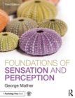 Foundations of Sensation and Perception - Book