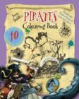 Jonny Duddle's Pirates Colouring Book - Book