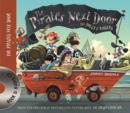 The Pirates Next Door Book & CD - Book