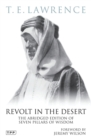 Revolt in the Desert : The Abridged Edition of Seven Pillars of Wisdom - Book