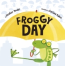 Froggy Day - Book