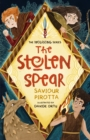The Stolen Spear - Book