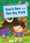 Tom's Den and The Big Trick : (Pink Early Reader) - Book