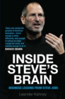 Inside Steve's Brain : Business Lessons from Steve Jobs, the Man Who Saved Apple - eBook