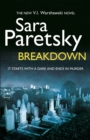 Breakdown : V.I. Warshawski 15 - eBook