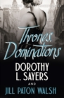 Thrones, Dominations - eBook