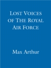 Lost Voices of The Royal Air Force - eBook