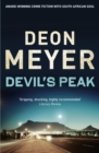 Devil's Peak - eBook