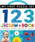 My First Puzzle Set: 123 Jigsaw and Book - Book