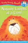 Nobody Laughs at a Lion! - Book