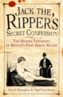 Jack the Ripper's Secret Confession - eBook