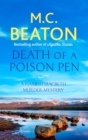 Death of a Poison Pen - eBook