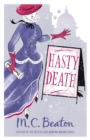 Hasty Death - Book
