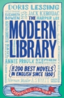The Modern Library : The 200 Best Novels in English Since 1950 - eBook