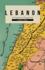 Lebanon : A Country in Fragments - Book