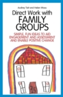 Direct Work with Family Groups : Simple, Fun Ideas to Aid Engagement and Assessment and Enable Positive Change - Book