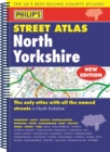 Philip's Street Atlas North Yorkshire - Book