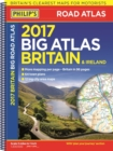 Philip's Big Road Atlas Britain and Ireland 2017 - Book
