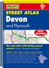 Philip's Street Atlas Devon - Book