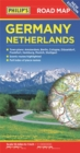 Philip's Germany and Netherlands Road Map - Book